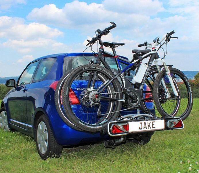 Eufab Fahrrad-Kupplungsträger