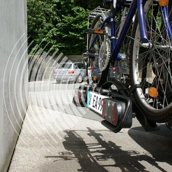 Eufab Universal Einparkhilfe für Fahrradträger