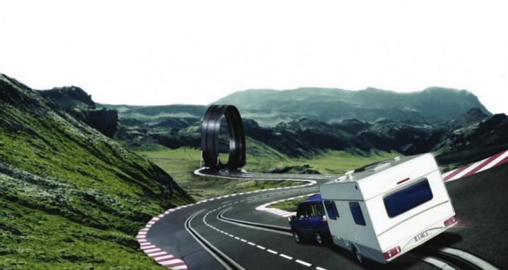 Intelligent Drive Control IDC Einachser 750-1000 kg Leergewicht 500 kg