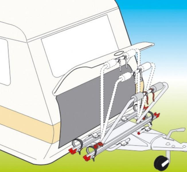 Fiamma Deichselträger Caravan XL A