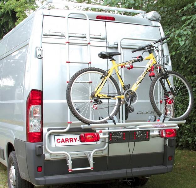 Fiamma Carry Bike 200 DJ für Fiat Ducato ab 06/06