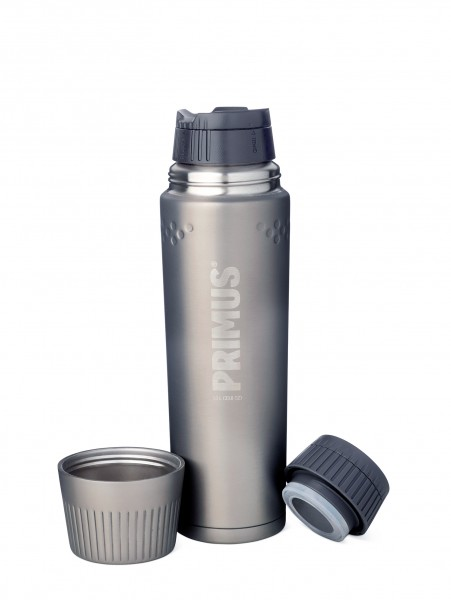 Primus Thermoflasche 'Trailbreak' stahl, 1 L
