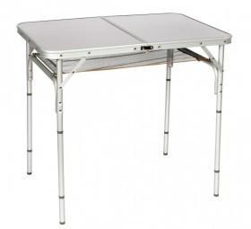 Campingtisch Premium 90 x 60 cm Aluminium wasserfest