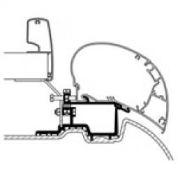 Adapter für Mercedes Sprinter ab Baujahr 04/2006 zu Omnistor Serie 6
