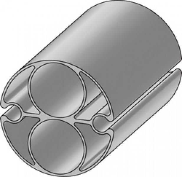 WIGO-Rollmarkise Rollana, 6,00 x 2,35m