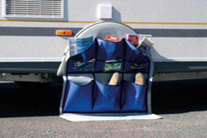 Radausschnitttasche für Eriba 1-Achs-Wohnwagen