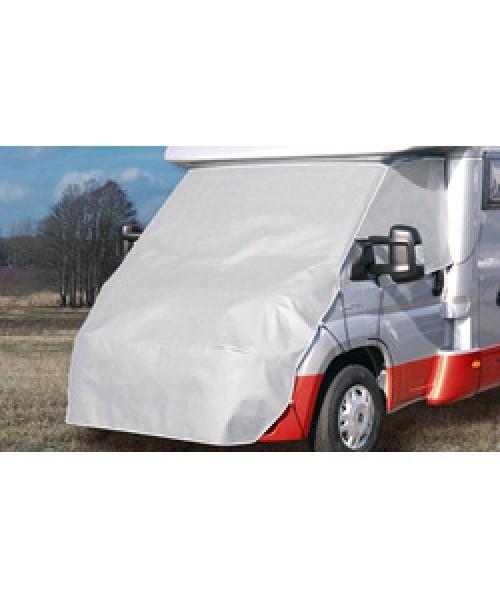 Reisemobil-Bugschutzhaube Titan für Ford Transit Baujahr 04/2000 - 04/2006