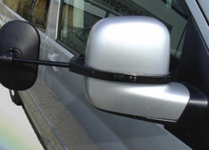 EMUK Wohnwagenspiegel für Mitsubishi Pajero V80 ab 07