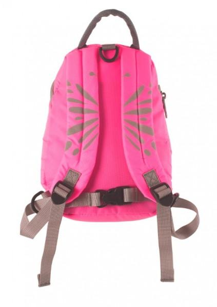LittleLife Tagesrucksack Kleinkind pink
