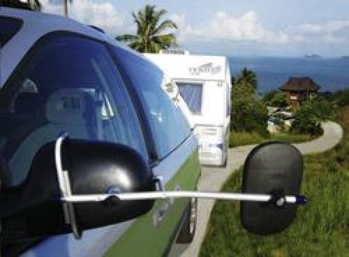 Oppi Wohnwagenspiegel für CRV ab 01/07