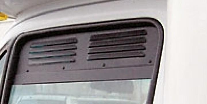 Fahrerhaus-Lüftungsgitter für MB Sprinter ab Baujahr 04/2006