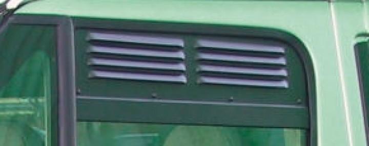 Fahrerhaus-Lüftungsgitter für Fahrerhaus Ford Transit Baujahr 1986 - 03/2000