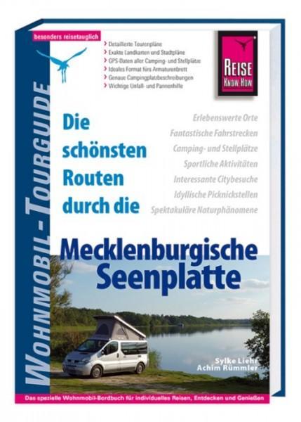Die schönsten Routen Mecklenburgische Seenplatte