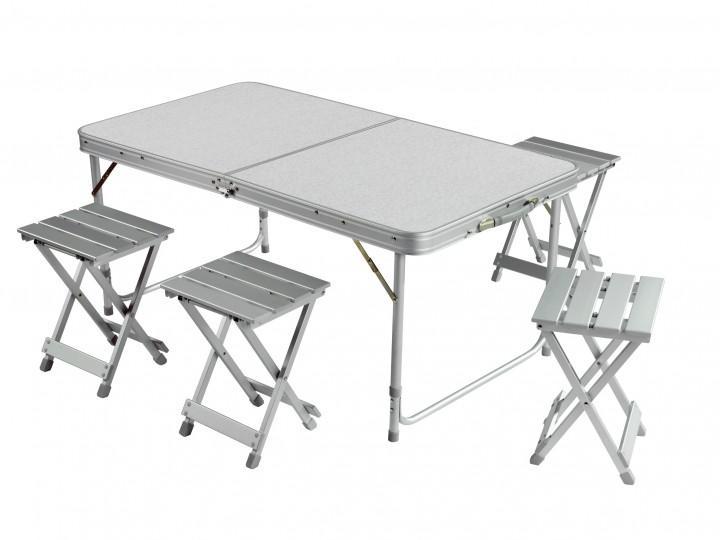 Grand Canyon Alu Koffer Tisch für 4 Personen