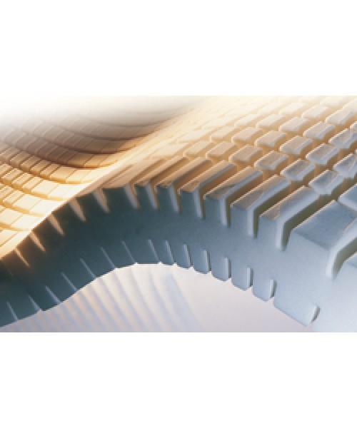 Komfort-Matratze MediPlus 80 x 200cm Härtegrad 1