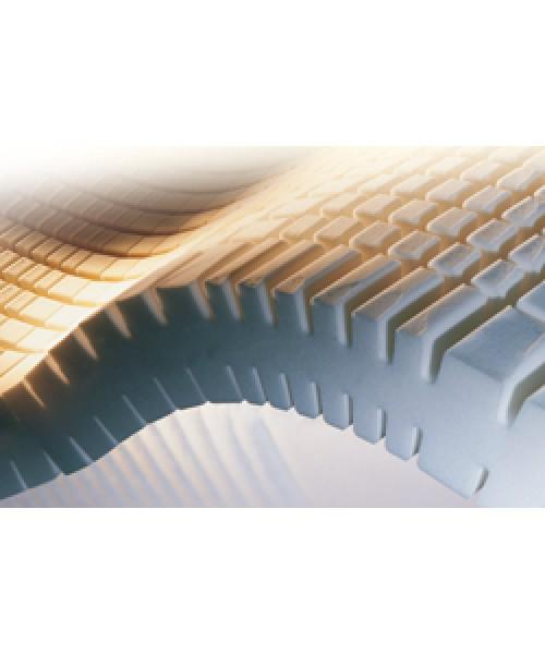 Komfort-Matratze MediPlus 100 x 200cm Härtegrad 2