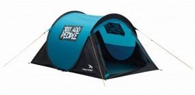 Easy Camp Pop-Up-Zelt Funster mosaic blau