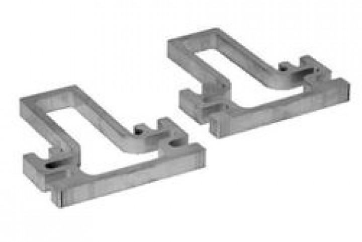 Distanzplattensatz Ersatzteil für Euro Mover und Tandem