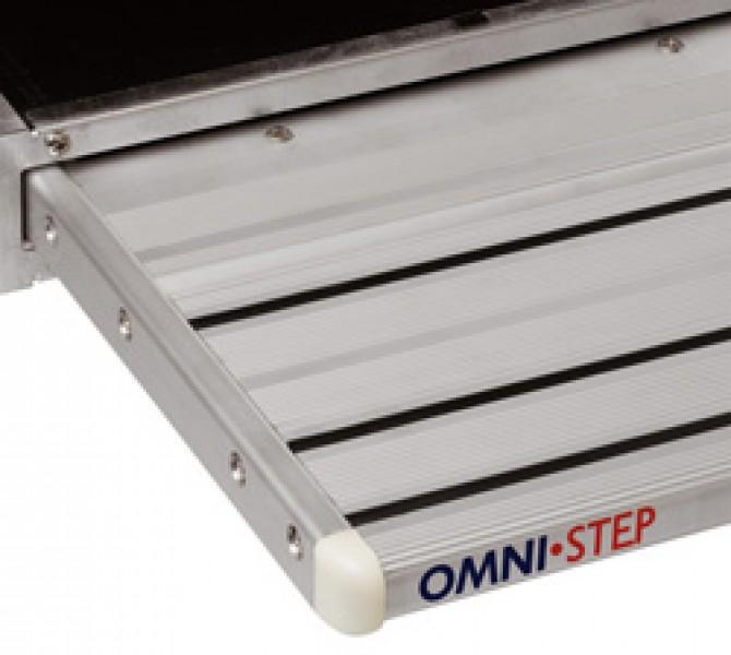Thule Omnistor Trittstufe Omnistep electric Slide-Out 700 Alu