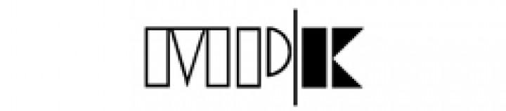 MPK Verriegelungs-Set schwarz/grau