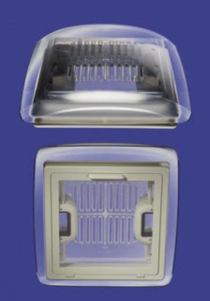 Innenrahmen für MPK DH 400 x 400 mm weiß