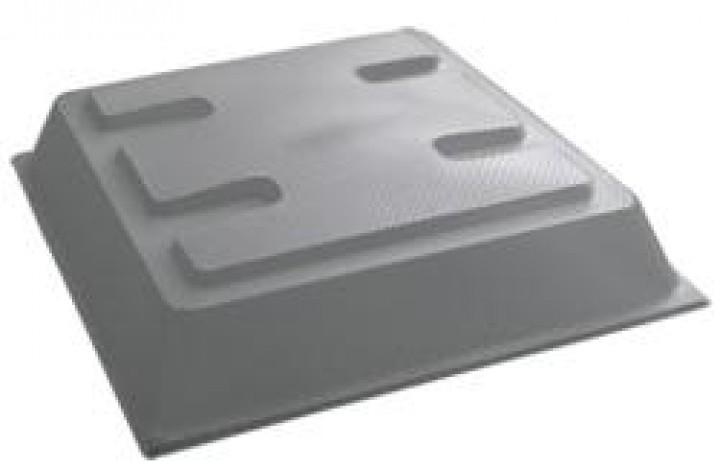 Knaus Dachhaube 570 x 470 mm doppelt weiß