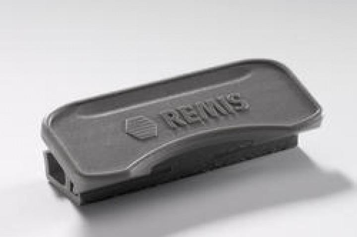 Ersatzteile für REMIjoy und REMIsmart - Verriegelung dunkelgrau