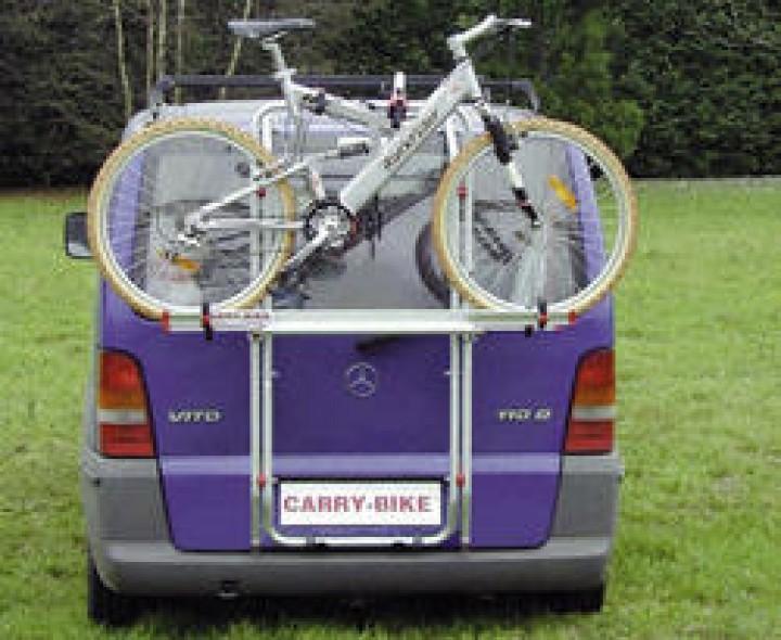 Fiamma Fahrradträger Carry-Bike Mercedes Viano