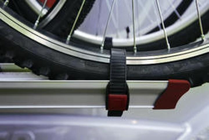 Spezialriemen Quick Safe für Fahrradträger Carry Bike