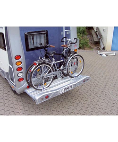 Linnepe Fahrradhalter Basic für Lastenträger SmartPort