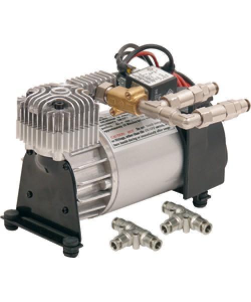 Hochleistungskompressor 12 Volt für SMV-Luftfedersysteme