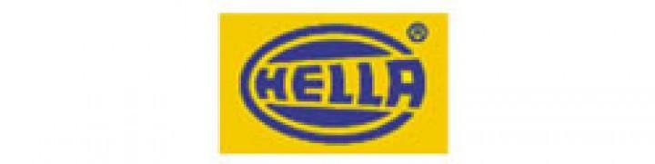 Hella-Einbauleuchte - Nebelschlusslicht rot
