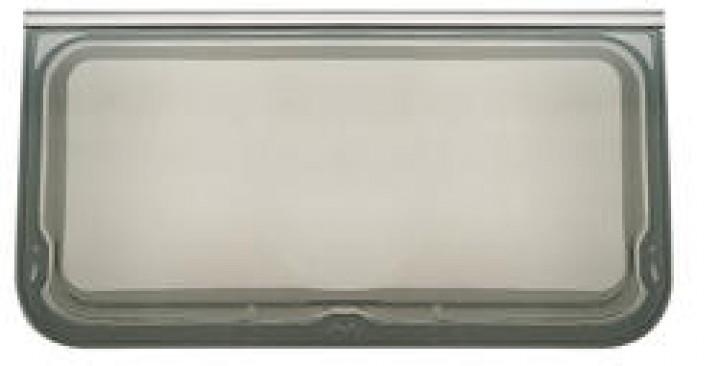 Ausstellfenster ohne Alu-Zierrahmen 1300 x 550 mm