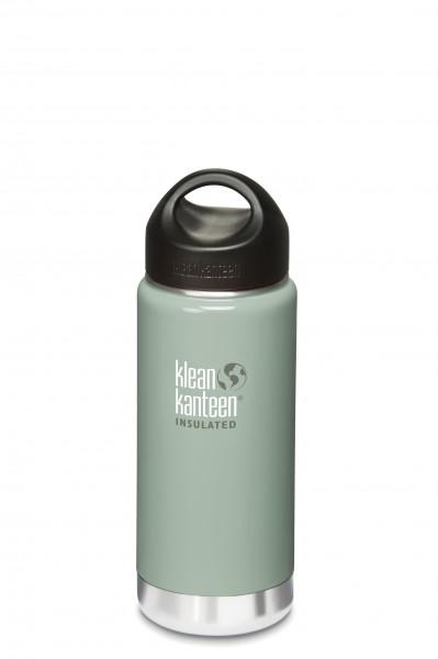Klean Kanteen Flasche 'Insulated' grün, 0,473 L
