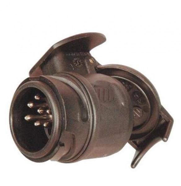 Super Mini-Kurzadapter von 7 polig auf 13 polig ISO 1724 - DIN
