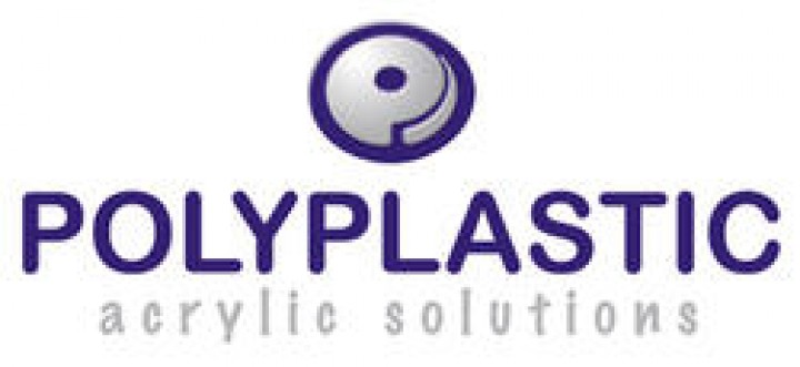 Aluminium-Rahmenfenster Polyvision ohne Innenrahmen 600 x 500 mm