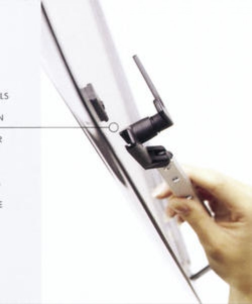 Polyplastic Polyfix Fenster Rohraussteller 200 mm