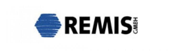 Remis Rollo REMIflair I Doppel-Kassettenrollo grau