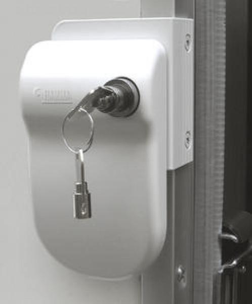 Fiamma Safe Door Frame 1 Türsicherung