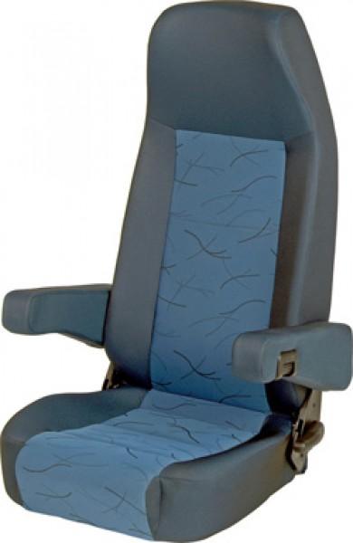 Sportscraft Pilotensitz S5.1 Bezug indivia-blau