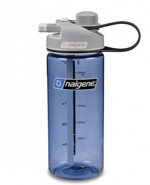 Nalgene 'Multi Drink' 0,6 L, blau