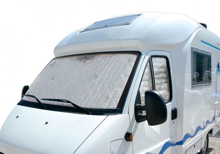 Thermomatten-Set Cli-Mats NT für Fiat Ducato Baujahr 2014