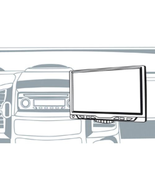 ProClip Monitorhalter für Iveco Daily bis Baujahr 2006