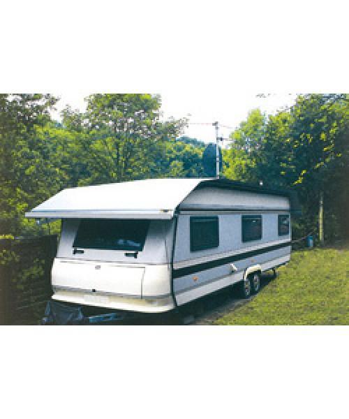 Schutzdach Nellen Typ 2 für Aufbaulänge 601 - 650cm