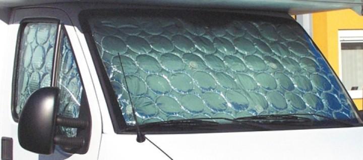 Thermomatten-Set für Ford Transit ab Baujahr 2000, grau