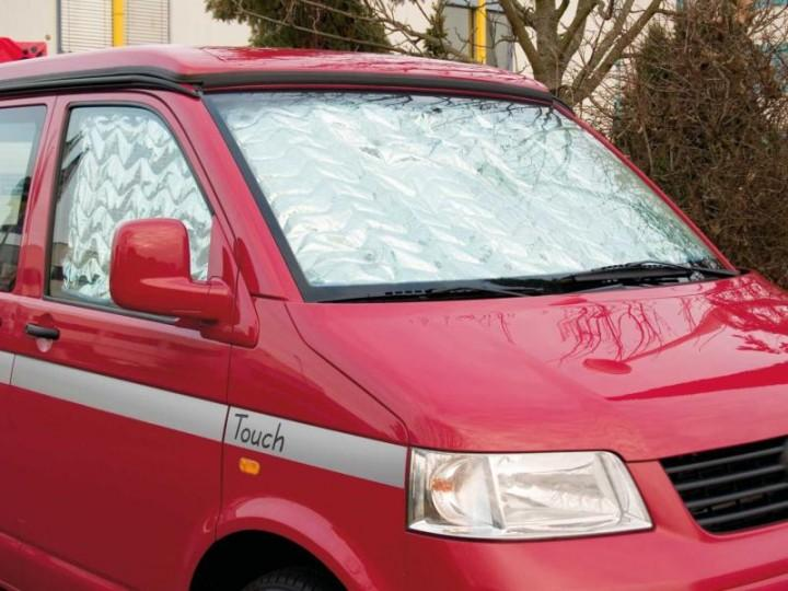 Thermomatten-Set für VW T2 und T3, creme