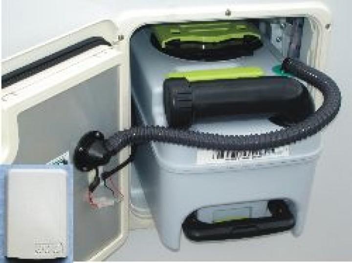 SOG elektrische 12 Volt WC-Entlüftung SOG 1 Typ 3000A
