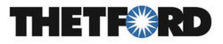 Thetford Serviceklappe 350 x 300 mm lichtgrau
