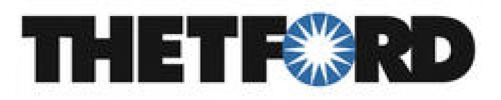 Thetford Serviceklappe 400 x 1000 mm dunkelgrau/anthrazit