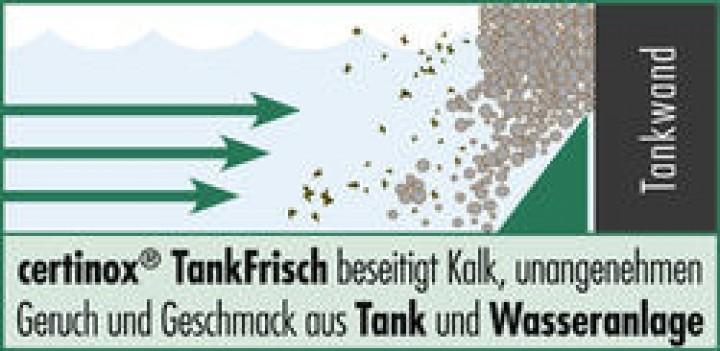 Certinox® TankFrisch ctf 25 p